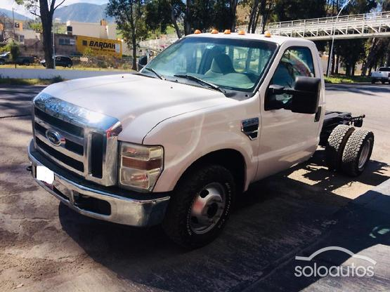 2010 Ford F-350 KTP XL Plus AC MT