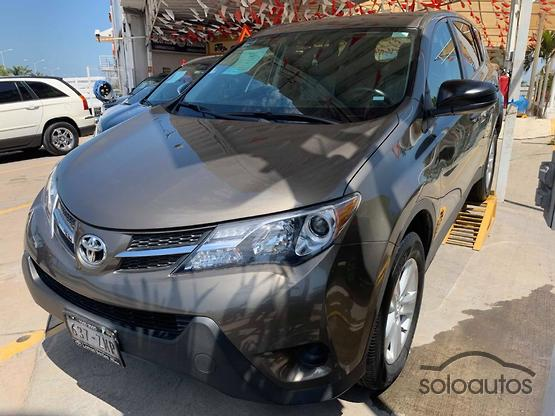 2014 Toyota RAV4 2.5 LE AT