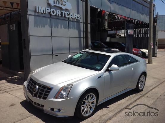 2012 Cadillac CTS Coupe C