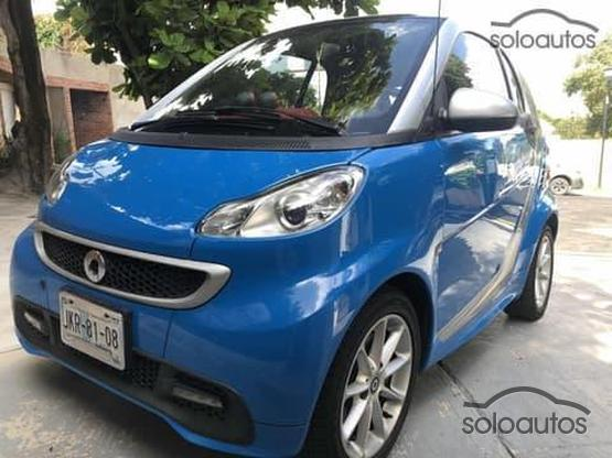 2013 Smart Fortwo Coupé Passion