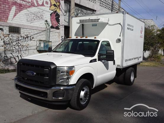 2012 Ford F-350 KTP XL 6.2 GAS TM