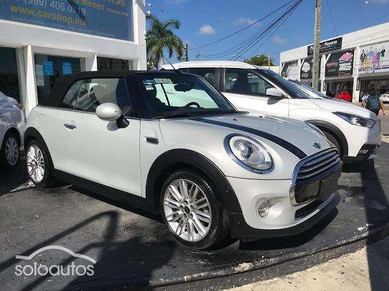 2017 MINI MINI Cooper Convertible Pepper AT