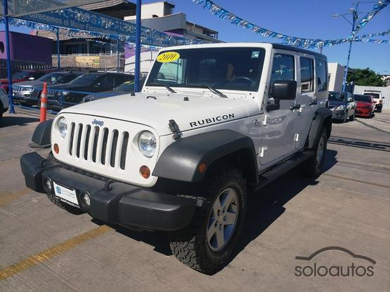 2010 Jeep Wrangler Unlimited Rubicon 4x4 AT