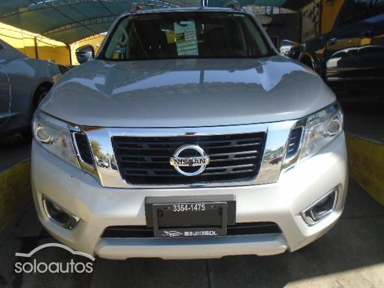 2018 Nissan NP300 Frontier Doble Cabina DIESEL 4X4 T/M AC Paq