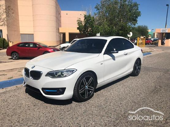 2016 BMW Serie 2 220iA Coupe Sport Line AT