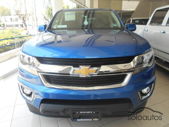 2018 Chevrolet Colorado LT Doble Cabina C 4x4