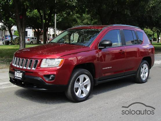 2012 Jeep Compass Limited Premium 4x4 CVT