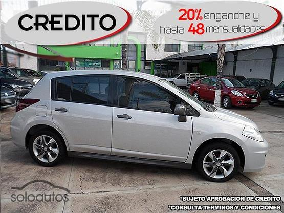 2013 Nissan Tiida HB Emotion TM