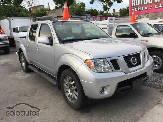 2011 Nissan Frontier V6 Crew Cab Pro-4X 4x2 TA