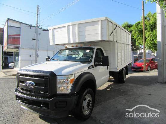 2011 Ford F-450 KTP 6.8 3V GAS TA