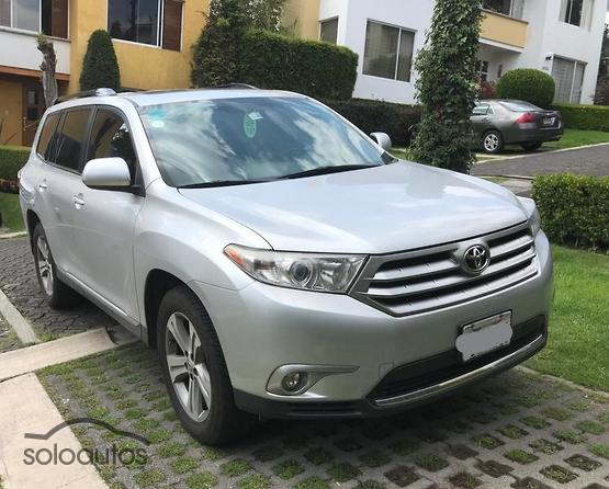 2012 Toyota Highlander 3.5 Sport Premium AT