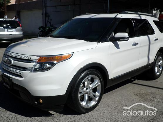 2014 Ford Explorer Limited V6