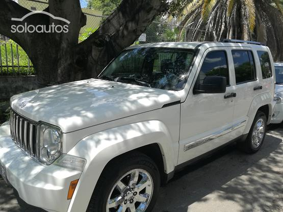 2009 Jeep Liberty Limited 4X2