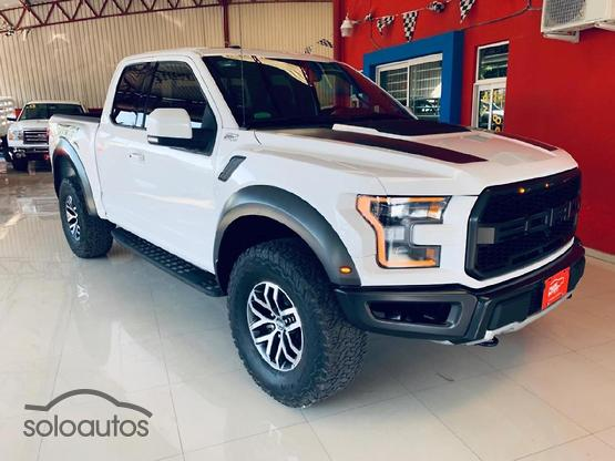 2018 Ford Lobo Raptor Super Cab 4x4