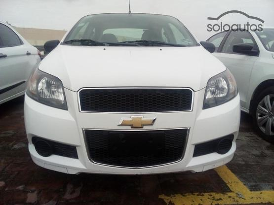 2016 Chevrolet Aveo LS J AT