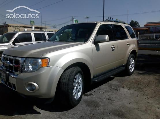 2012 Ford Escape Limited Sin Sis Nav R17