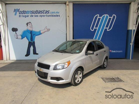 2014 Chevrolet Aveo A LS Manual