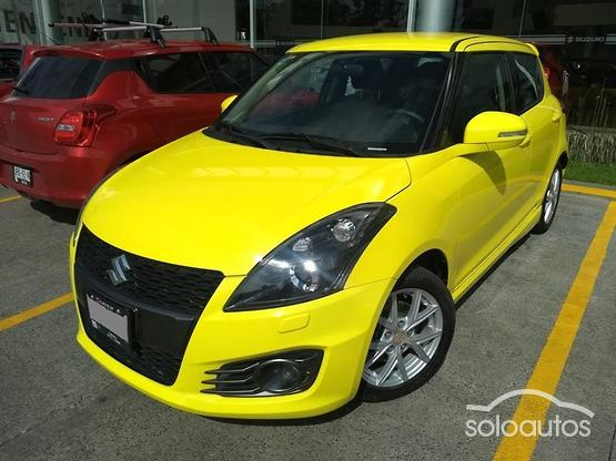 2017 Suzuki Swift Sport TM