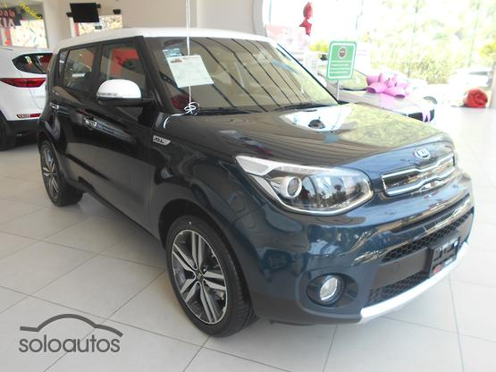 2018 KIA SOUL EX 2.0 AT