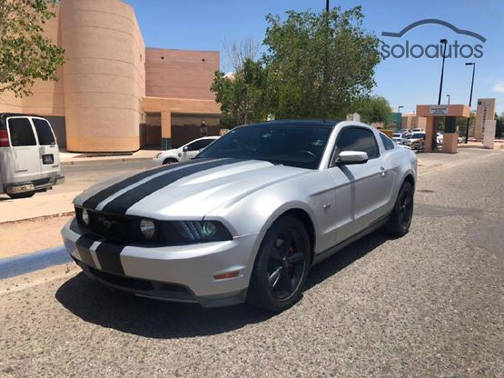 2010 Ford Mustang GT Equipado Piel Audio Shaker AT VIP