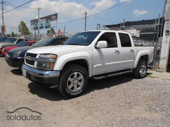 2009 Chevrolet Colorado Doble Cabina C