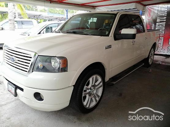 2008 Ford Lobo Crew Cab Limited
