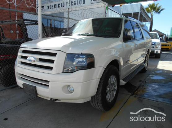 2008 Ford Expedition Max Limited 4x4