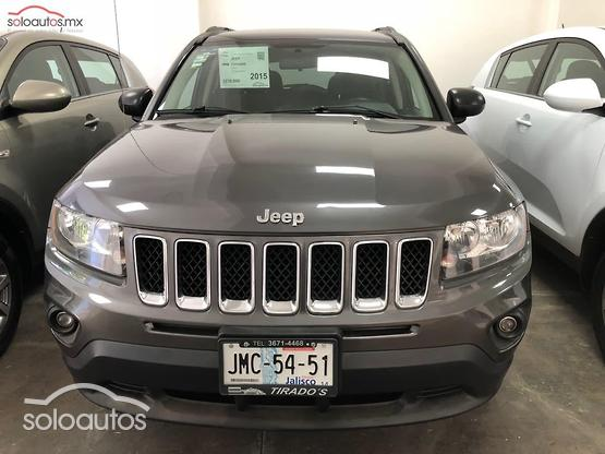 2015 Jeep Compass Limited Premium FWD CVT