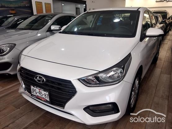 2018 Hyundai Accent GL MID AT