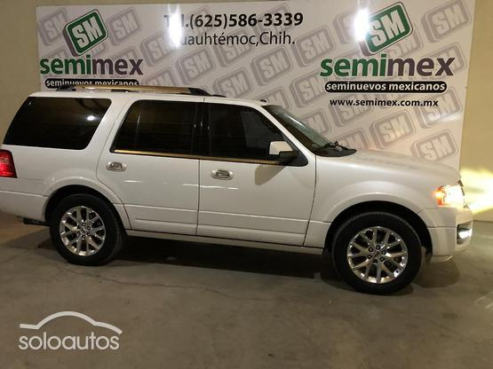 2015 Ford Expedition 3.5 Limited 4x2 V6
