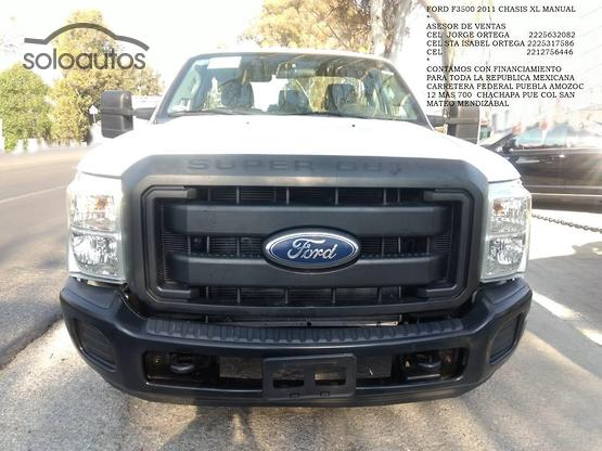 2011 Ford F-350 KTP XL 6.2 GAS TM