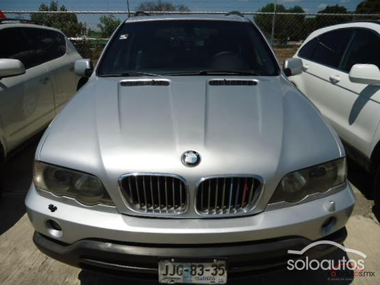 2002 BMW X5 3.0i AT Lujo