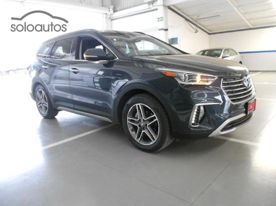 2018 Hyundai SantaFe Limited Tech AT