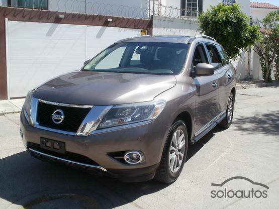 2014 Nissan Pathfinder Advance TA