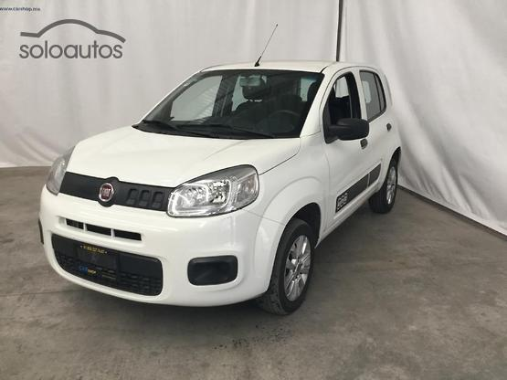 2016 FIAT Uno Attractive
