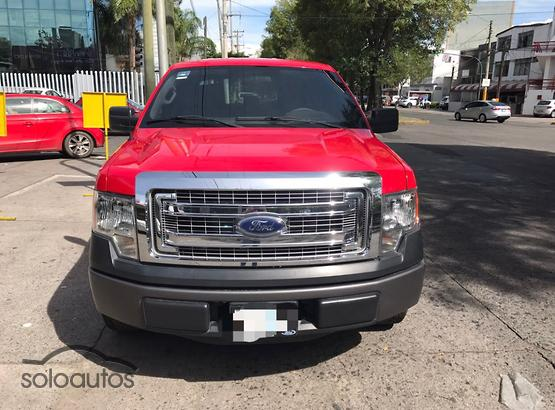 2014 Ford F-150 XL Sup Cab 4x2 TA