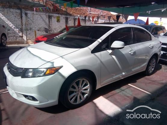 2012 Honda Civic EX-L AT 4drs