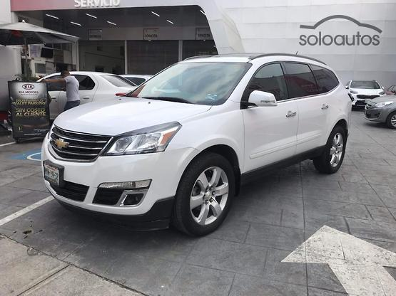 2016 Chevrolet Traverse LT B