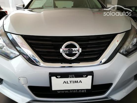 2017 Nissan Altima Advance Navi 2.5L