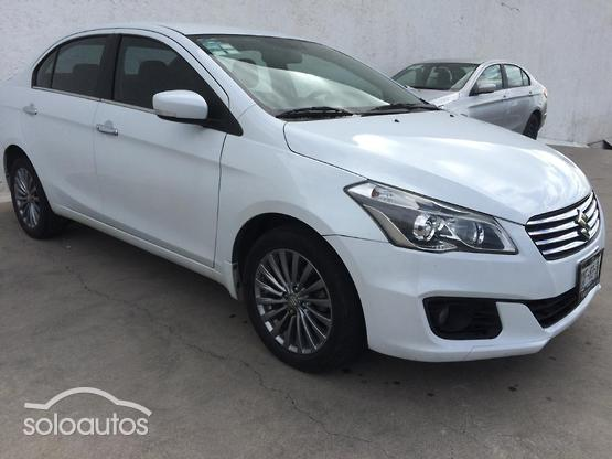 2016 Suzuki Ciaz GLX AT