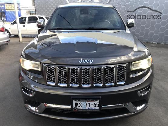 2014 Jeep Grand Cherokee Summit V8 5.7L Hemi 4X4