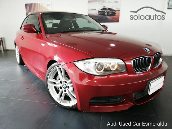 2012 BMW Serie 1 135iA M Sport Coupe