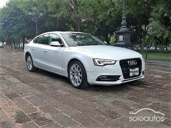 2014 Audi A5 2.0 TFSI Luxury Multitronic