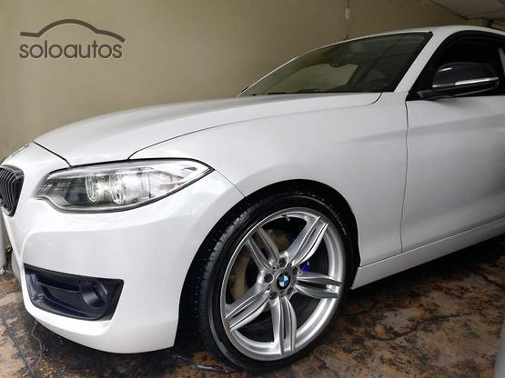 2015 BMW Serie 2 220iA Coupe Sport Line AT