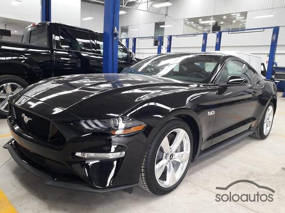 2018 Ford Mustang ECOBOOST TA