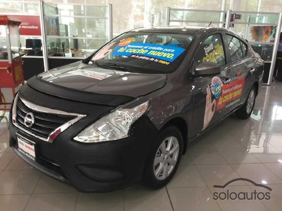 2019 Nissan Versa Sense AT AC