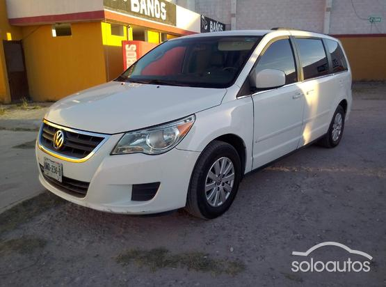 2012 Volkswagen Routan Exclusive Joy Box y Con Manos Libres AT