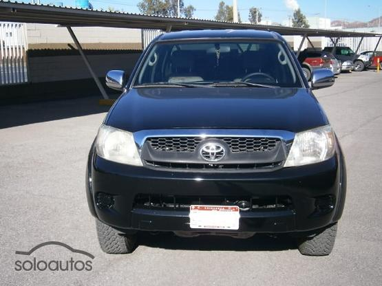 2009 Toyota Hilux Doble Cabina (BX AC)