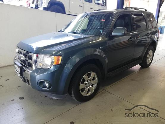 2011 Ford Escape Limited V6 TA