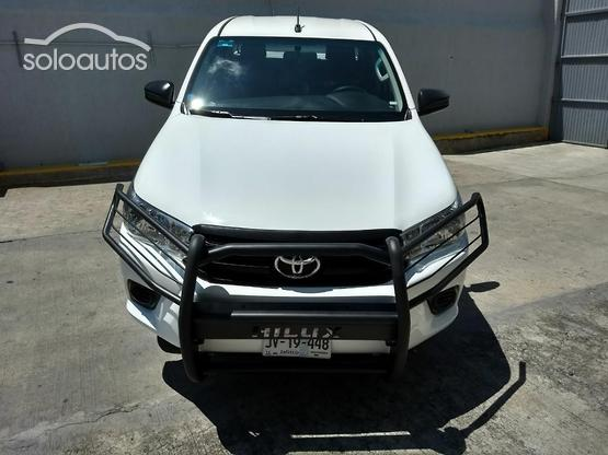 2018 Toyota Hilux 4x4 Doble Cabina Diesel MT